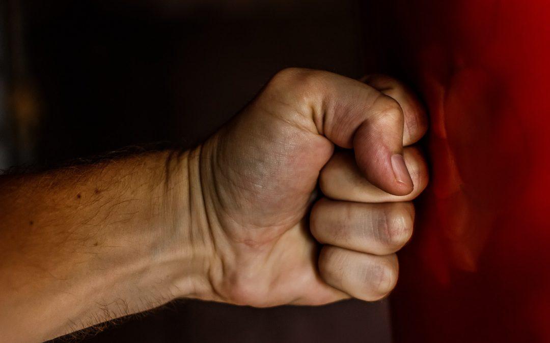 Czy to już przemoc, czy jeszcze agresja?